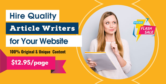 Hire Article Writer
